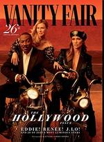 Vanity Fair Magazine Cover