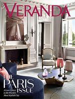 Veranda Magazine Cover