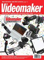 Videomaker Magazine Cover