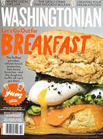 Washingtonian Magazine Cover
