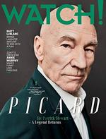 WATCH! Magazine Cover