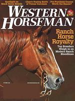 Western Horseman Magazine Cover