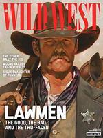 Wild West Magazine Cover