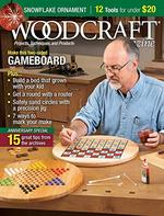 Woodcraft Magazine Cover