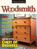 Woodsmith Magazine Cover