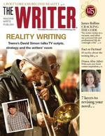 Writer Magazine Cover
